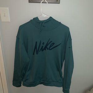 NWOT nike fleece hoodie